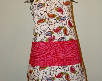 Large Adult Lined Apron    (#415 )