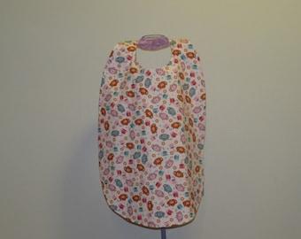 Large Adult Clothing Protector Bib  ( # 475 )