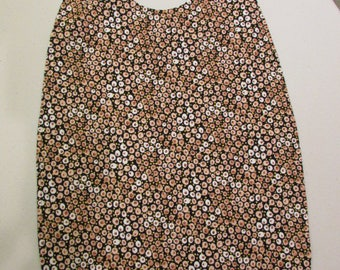 Medium Adult Clothing Protector Bib   #676
