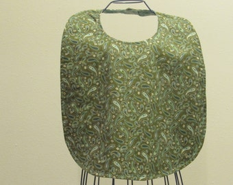 Small Adult Clothing Protector / Bib  (#239)