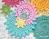MIXED DOILIES - Mixed Berries 10pk