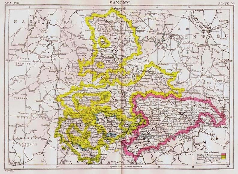 Sachsen England