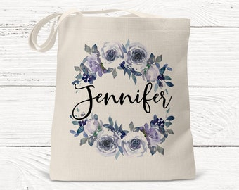 Wedding Tote, Bridesmaid Gift Personalized Tote Bags Monogrammed , Personalized Tote, Wedding Totes, Day of Wedding Bag, Wedding
