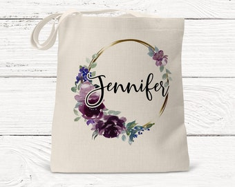 Wedding Tote, Bridesmaid Gift Personalized Tote Bags Monogrammed , Personalized Tote, Wedding Totes, Day of Wedding Bag, Wedding ds3025