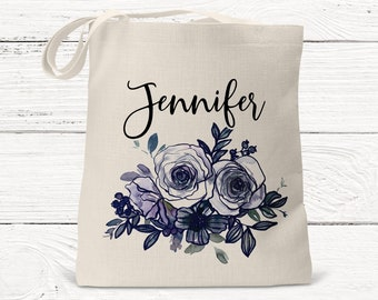 Bridesmaid Tote Bag, Personalized Tote DS3003