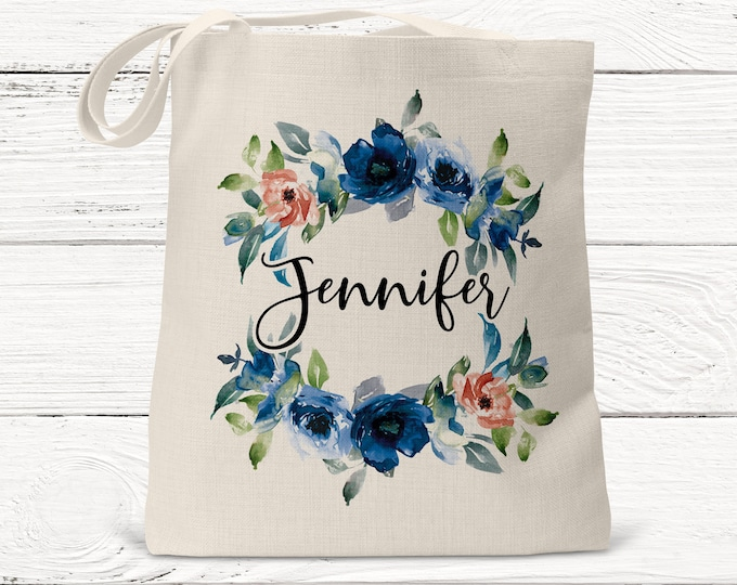 Wedding Tote, Bridesmaid Gift Personalized Tote Bags Monogrammed , Personalized Tote, Wedding Totes, Day of Wedding Bag, Wedding ds3057