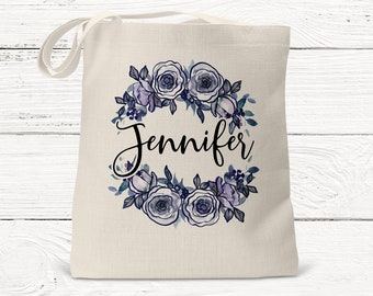 Wedding Tote, Bridesmaid Gift Personalized Tote Bags Monogrammed , Personalized Tote, Wedding Totes, Day of Wedding Bag, Wedding ds3002