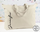 Personalized Weekender Bag Bridesmaid Gift Wedding Party Gift