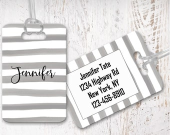Luggage Tag, Luggage Tags, Personalized Bag Tag, Custom Graduation Gift, Unique gift, LG22