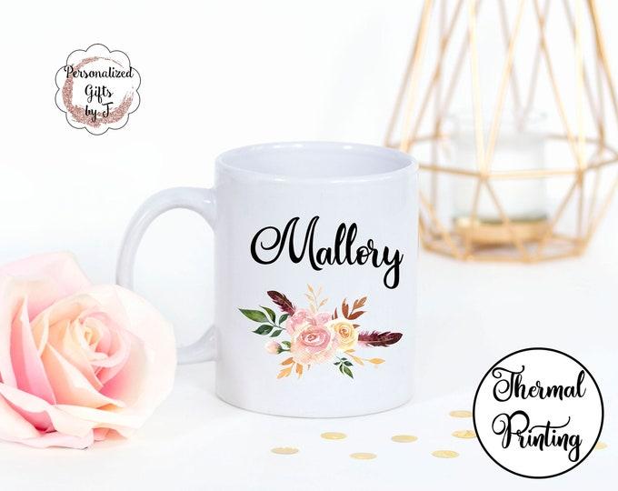 Personalized Coffee Cup, Custom Mug,  Custom Cup (dh02)