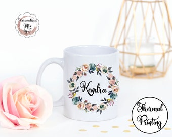 Personalized Mug, Custom Coffee Cup (ipb9)