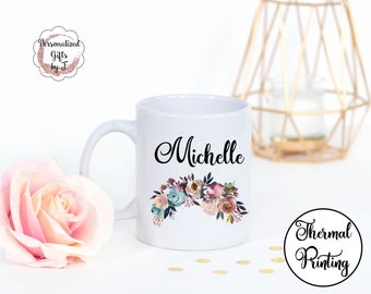 Personalized Mug, Custom Coffee Cup (ipb4)