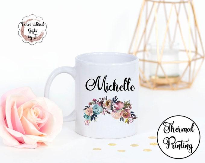 Personalized Mug, Custom Coffee Cup (ipb4)