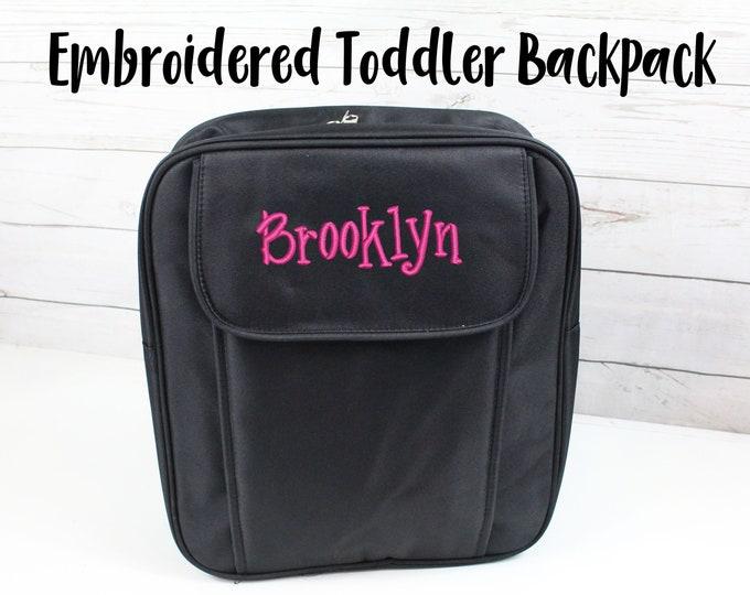 Toddler book bag, backpack