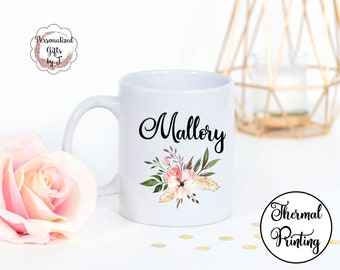 Personalized Mug, Custom Coffee Cup (dh01)