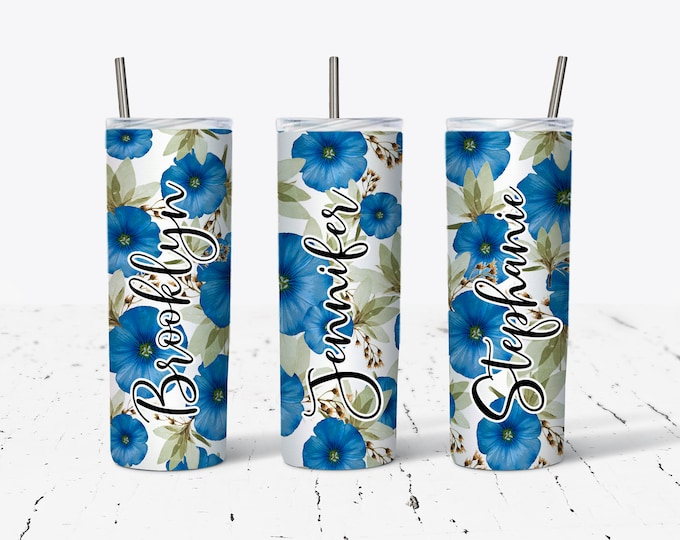 Personalized, Bridesmaid Tumbler, Personalized Tumbler, Bridesmaid Gift, Bachelorette Party, Bridesmaid Glass, Bridal Party Gift DS24
