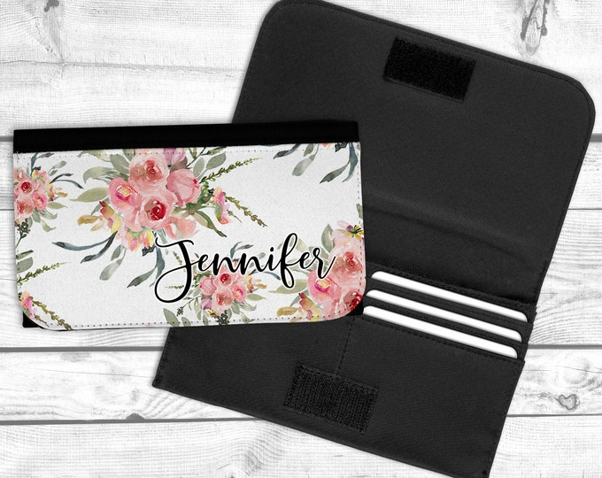 Personalized Wallet, Mothers day gift, teen gift, graduation gift