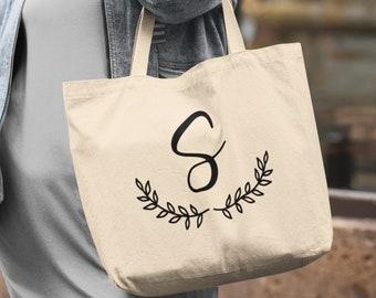 Bridesmaid Tote Bag, Personalized Tote Bag, Bridesmaids Gift, Monogrammed Tote, Gifts and Mementos, Bridesmaids Gifts