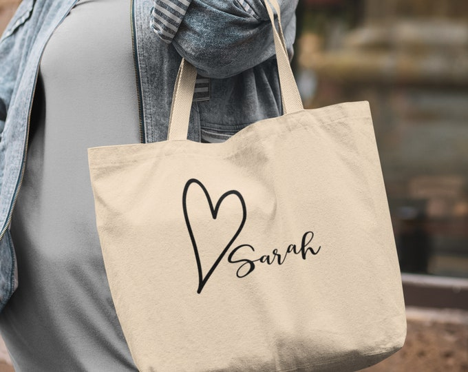 Bridesmaid Gift Tote, Bridesmaids Gift, Wedding Tote, Personalized Bachelorette Tote, Party Favor Bag