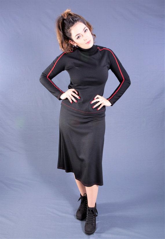 Unworn STEPHEN BURROWS 2 Piece Dress, 100% Cotton