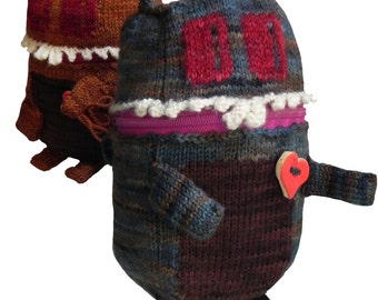 Cute and Cuddly Mutant Zombie Squirrel of Doom Pouch