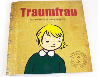 Tramfrau Comic Book