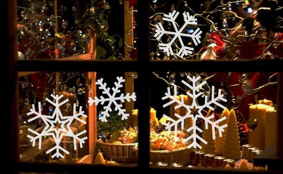 image 0 - Christmas Decorative Window Film