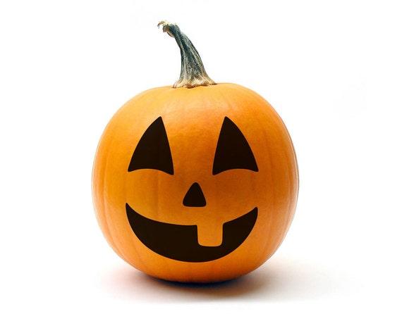 Jack O Lantern Face 3 Size X Large Halloween Decorations Etsy
