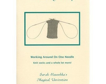 The Magic Loop Knitting Method Booklet and Wristlets & Socks Patterns
