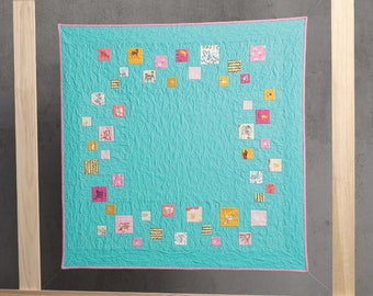 No More Fussy Baby Quilt