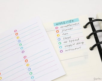 Checklists Boxes Frames