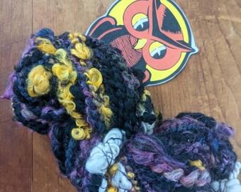 Witch Beauty - Handspun Art Yarn