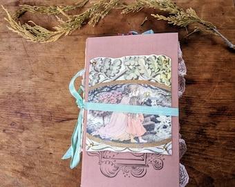 Dear Mili - Vintage Handmade Junk Journal