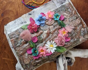 Tome of Beltane - Handmade Journal