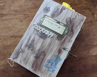 The Furniture Doctor- Handmade Junk Journal