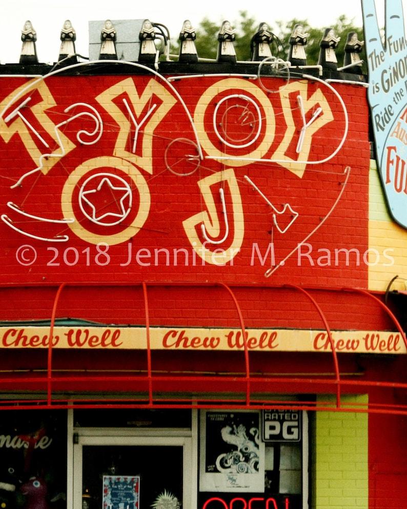 Toy Joy Austin 8x10 Photographic Print image 0