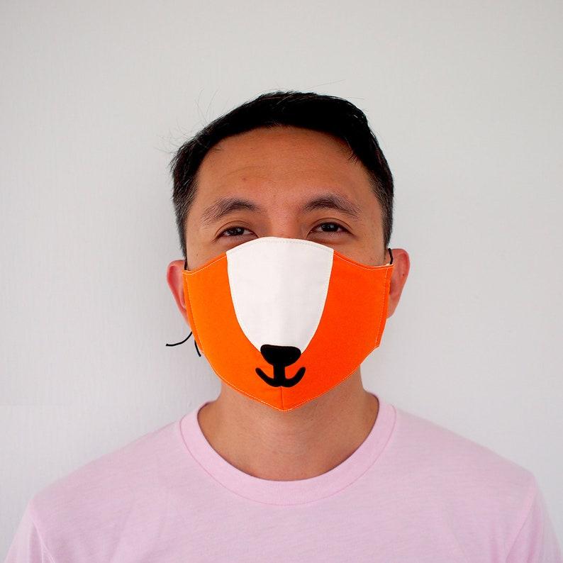 maschera naso bocca