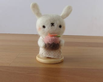 Bunny Baked a Cake