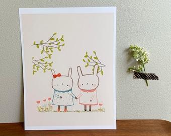 Bunny Stroll