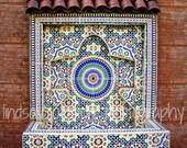 Articoli simili a fotografia marocchino piastrelle marocchine