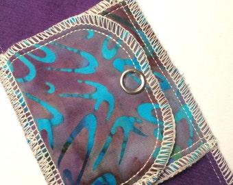 Organic Pantyliner Moonpads Reusable Cloth Menstrual Pads - Bali