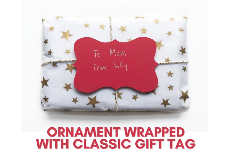 Add On Item Only! Small Item Gift Wrap Witchy Gift Wrap Tarot- Send a wrapped present to a friend!