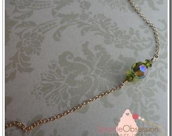 Swarovski Crystal Simply Sparkling Ball Necklace