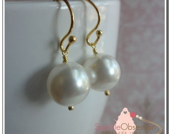 Swarovski Simplicity Pearl Earrings