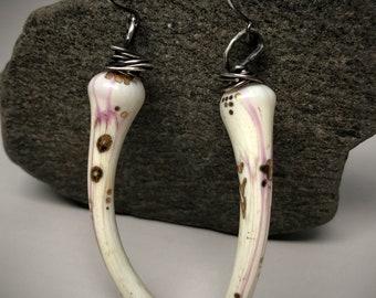 Modern Warrior Earrings