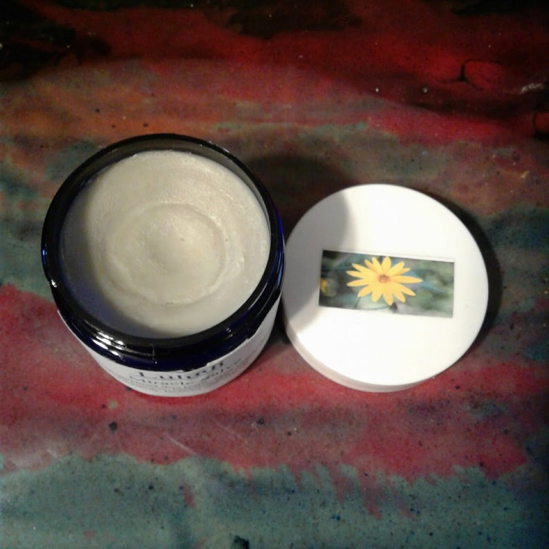 Bentonite Clay, Unrefined Shea and Cocoa Butters Coconut Oil Miracle Salve