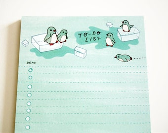 To-Do List Notepad Daily To Do List todo list notepad, college student gift, to do list notepad, handyman gift