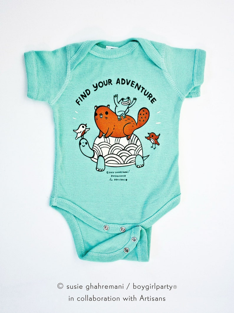 9ecae1072cb Find Your ADVENTURE Baby clothing Cute newborn baby clothes