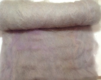 Alpaca Batt, Alpaca Wool, Alpaca Fiber, Spinning Batt, Spinning Fiber, Handspun Yarn, Fiber Batt, 4 oz, Knitspin, SKU-178-21