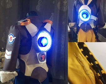 Overwatch Cosplay consult
